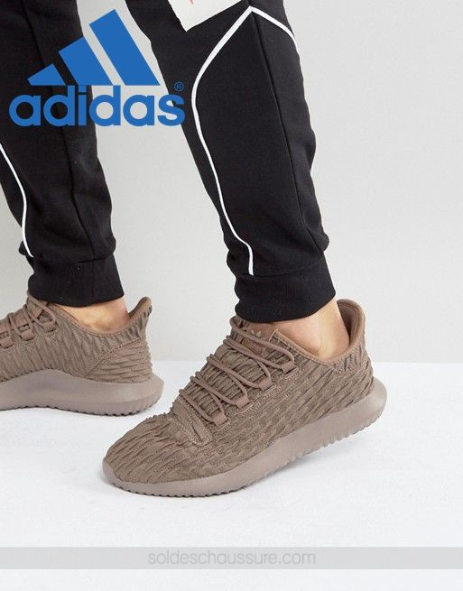 {Vente Basket Adidas} ✔ Adidas Originals Tubular Shadow Marron - {Vente Basket Adidas} ✔ Adidas Originals Tubular Shadow Marron-01-0