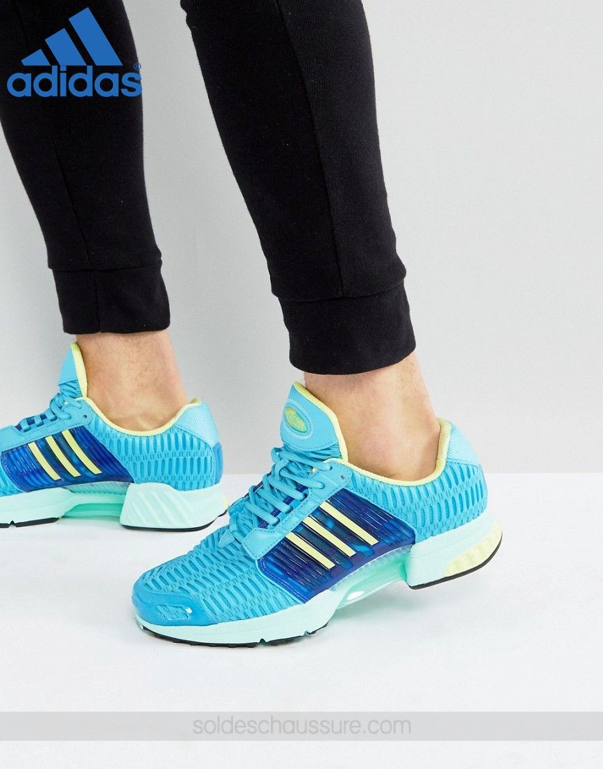 Adidas Originals Climacool 1 Bleu // (Boutique Officiel Adidas) - Adidas Originals Climacool 1 Bleu // (Boutique Officiel Adidas)-01-0