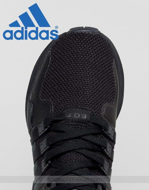 Adidas Originals EQT Support Adv Noir - Boutique Adidas - Adidas Originals EQT Support Adv Noir Boutique Adidas-01-2