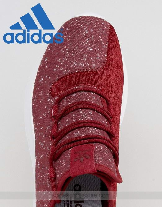 Adidas Originals Tubular Shadow Rouge & {Adidas Basket} - Adidas Originals Tubular Shadow Rouge & {Adidas Basket}-01-2