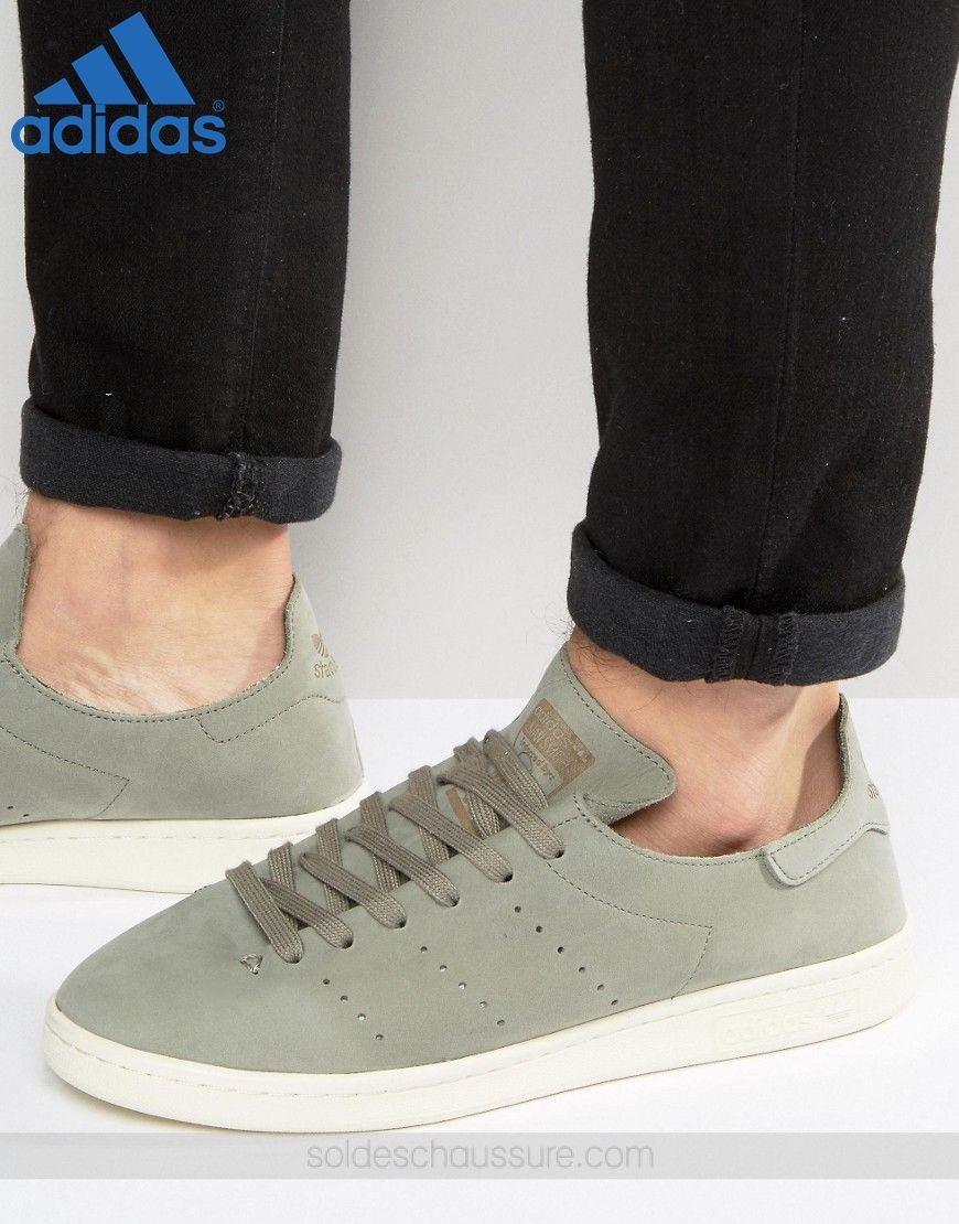 Adidas Originals Stan Smith Lea Vert ★★★ {} - Adidas Originals Stan Smith Lea Vert ★★★ {}-31