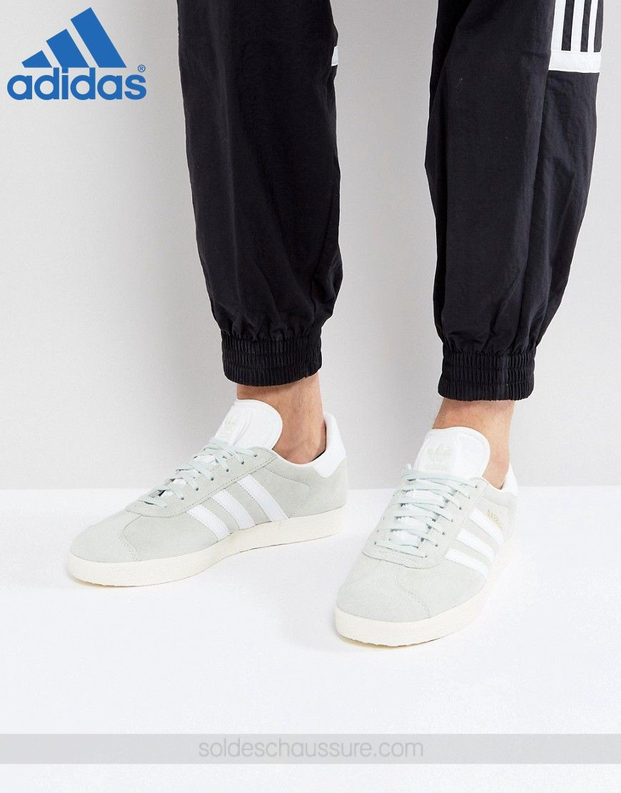 (Soldes Baskets Adidas) // Adidas Originals Gazelle Vert - (Soldes Baskets Adidas) // Adidas Originals Gazelle Vert-31