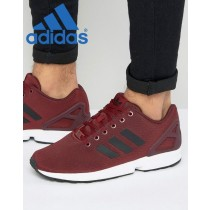 (Vente Privée Adidas) ★★ Adidas Originals ZX Flux Rouge-20