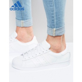 Adidas Originals Superstar Blanc (Boutique Adidas En Ligne)
