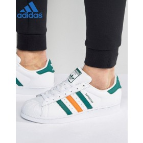 (Running Adidas Soldes) | Adidas Originals Superstar Blanc